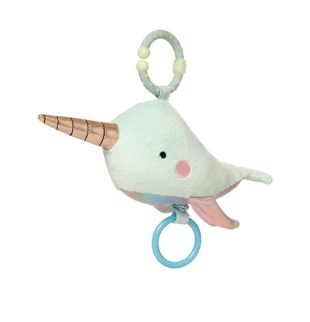 Under the Sea Narwhal - Activity Toy