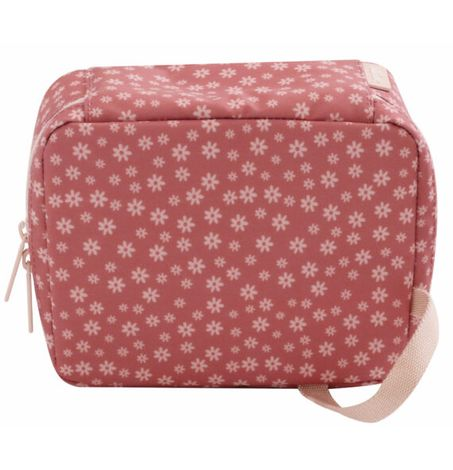 Daisy Print Insulated Lunchbox